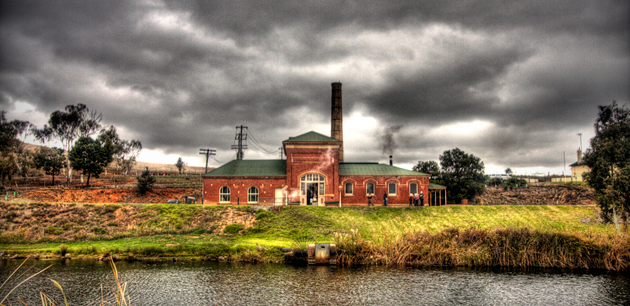 How To Change A Water Pump >> Goulburn Historic Waterworks Museum